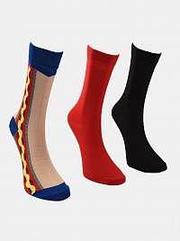 Trendyol 3 pack pánske ponožiek