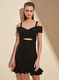 Trendyol čierne šaty