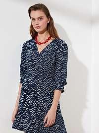 Trendyol modré šaty