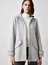 Trendyol sivé bunda