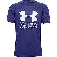Under Armour chlapčenské tričko TECH HYBRID PRT FILL SS