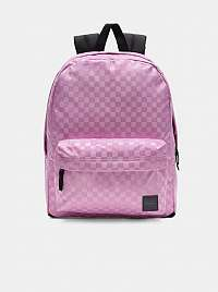 Vans ružové ruksak