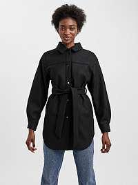 Vero Moda čierna ľahká bunda Vince