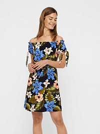 Vero Moda farebné šaty Efie
