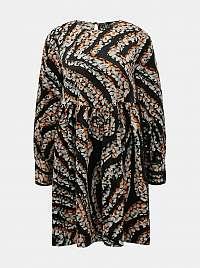 Vero Moda farebné šaty Gaja so vzormi
