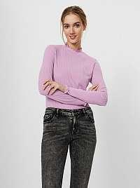 Vero Moda fialové tričko Maya