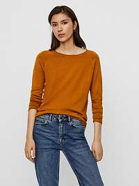 Vero Moda hnedé sveter