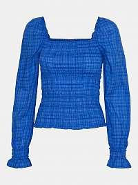 Vero Moda modrá blúzka Doro