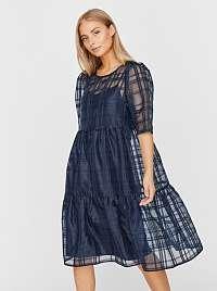 Vero Moda modré šaty