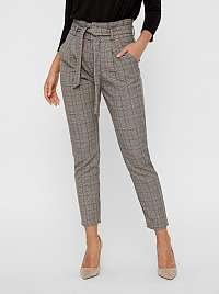 Vero Moda sivé nohavice