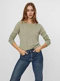 Vero Moda zelený sveter Care