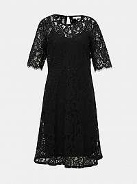 Vila čierne šaty Brielle