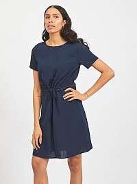 Vila modré šaty Lovie