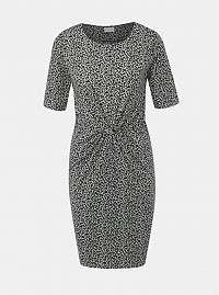 Vila sivé šaty Flet