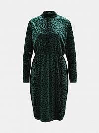 Vila zelené šaty Linao