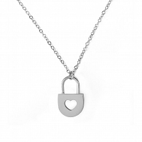 Vuch náhrdelník Secret silver
