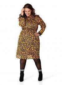 Yesta žlté šaty Bea