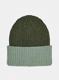 Zelená čiapka ONLY