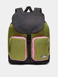 Zelený batoh VANS