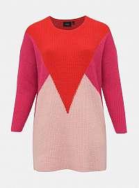 Zizzi farebné sveter