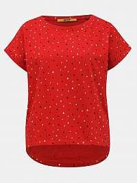 ZOOT Baseline červené dámske tričko Runa