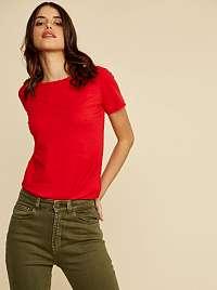 ZOOT Baseline červené dámske tričko Trissie