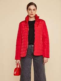 ZOOT Baseline červené zimné bunda Daisy