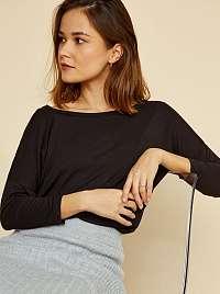 ZOOT Baseline čierne dámske tričko Leticia