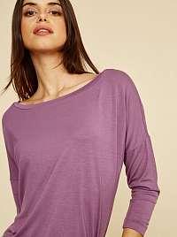ZOOT Baseline fialové dámske tričko Leticia