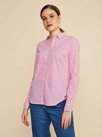ZOOT Baseline ružové dámska košeľa Chloe