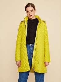 ZOOT Baseline žlté kabát Molly