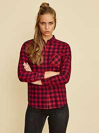 ZOOT červené kockovaná košeľa Gerda