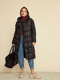 ZOOT čierne zimné kabát Gizela