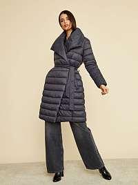 ZOOT čierne zimné kabát Trisha