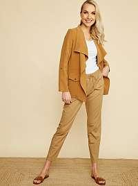 ZOOT hnedé ľahký bunda Eloise