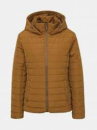 ZOOT hnedé prešívaná bunda
