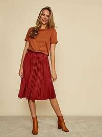 ZOOT oranžové dámska sukňa Petra