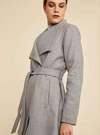ZOOT sivé kabát Timea
