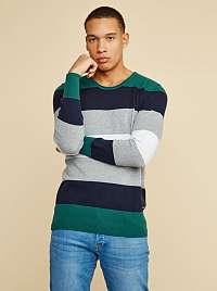 ZOOT sivé pánsky sveter Matt