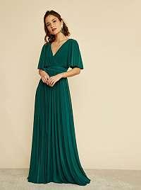 ZOOT zelené maxi šaty