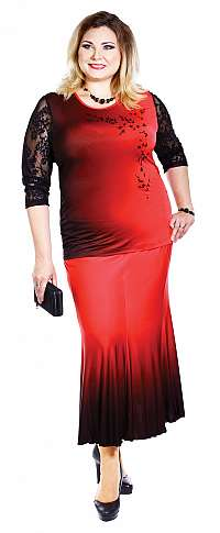 ALANA - sukňa 70 - 75 cm