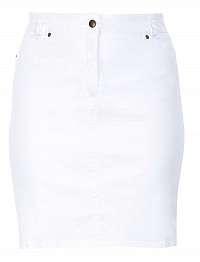 ALEXANDRA - strečová sukňa cca 56 cm