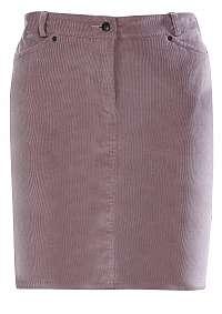 ALICE - menčestrová sukňa 56 cm
