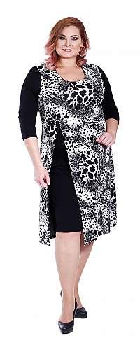 alus - šaty 110 - 115 cm