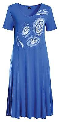 BETA - šaty krátky rukáv 110 - 115 cm