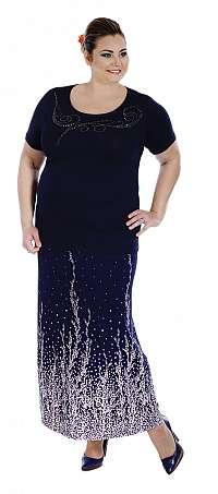 BRITA - sukňa 80 - 85 cm