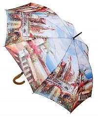Dámsky vystrelovacia dáždnik