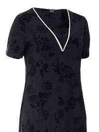 EVA šaty kr. rukáv 130 - 135 cm