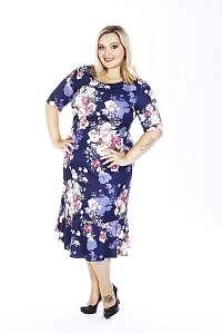 HANI šaty s volánom 120 - 125 cm