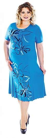 Hanička - šaty 110 - 115 cm